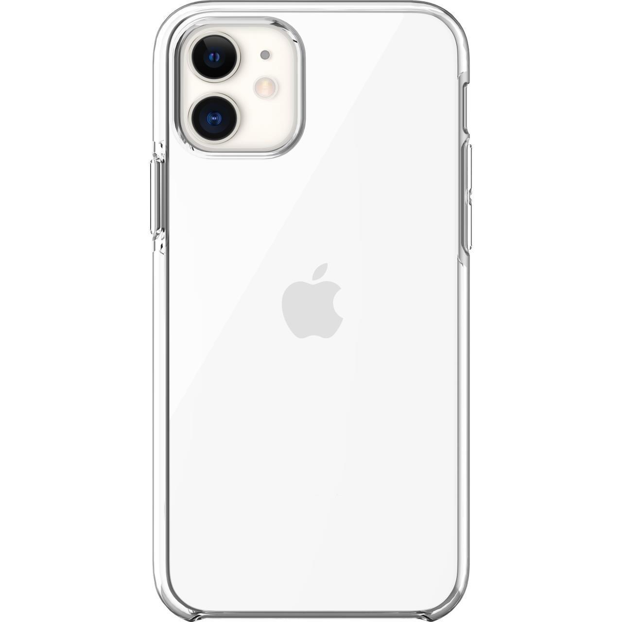 Cover Impact Clear per iPhone 11-0