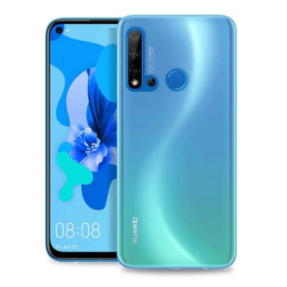 Cover 03 Nude per Huawei P 20 Lite 2019 | PuroTrasparente
