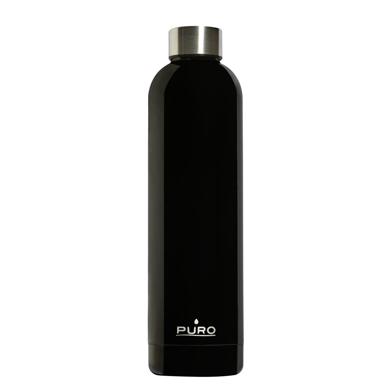 Bottiglia termica Puro Hot&Cold Nero 1000 ml