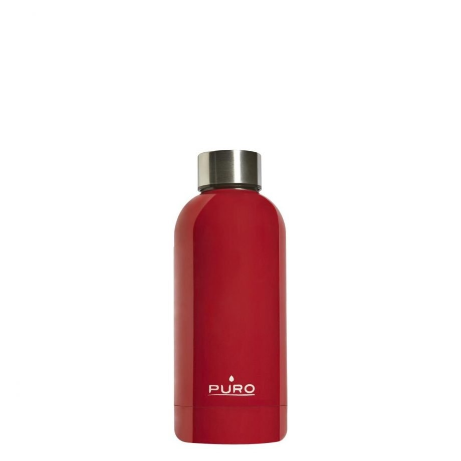 Bottiglia Termica Hot&Cold Rosso 350ml