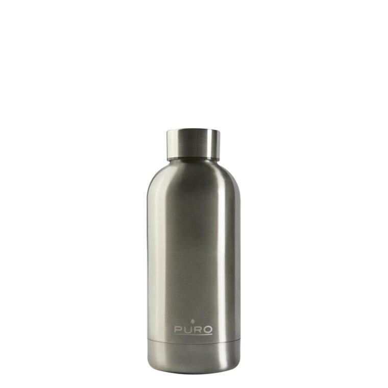 Bottiglia termica Puro Hot&Cold Steel 350 ml