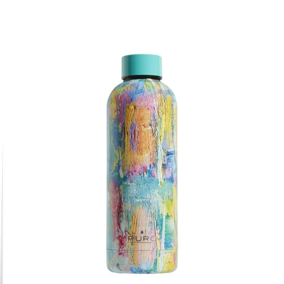 Bottiglia Termica Puro Hot&Cold Texture Brush 500ml