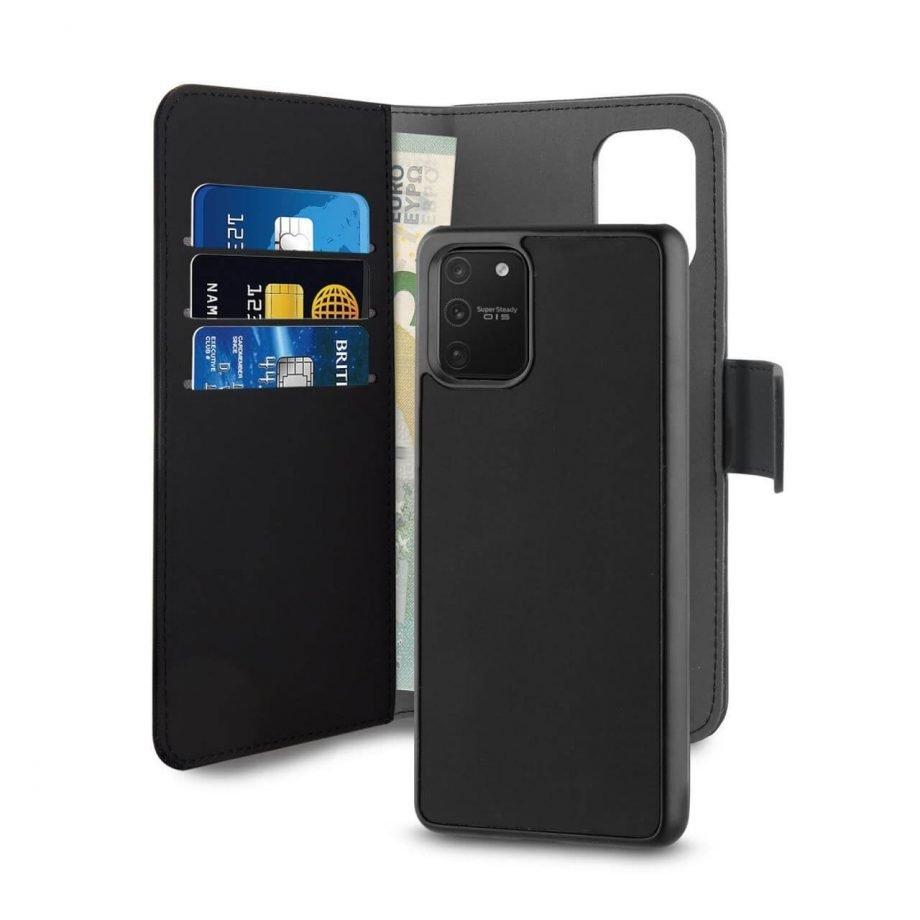 Custodia Detachable per Samsung Galaxy S10 Lite | PuroNero