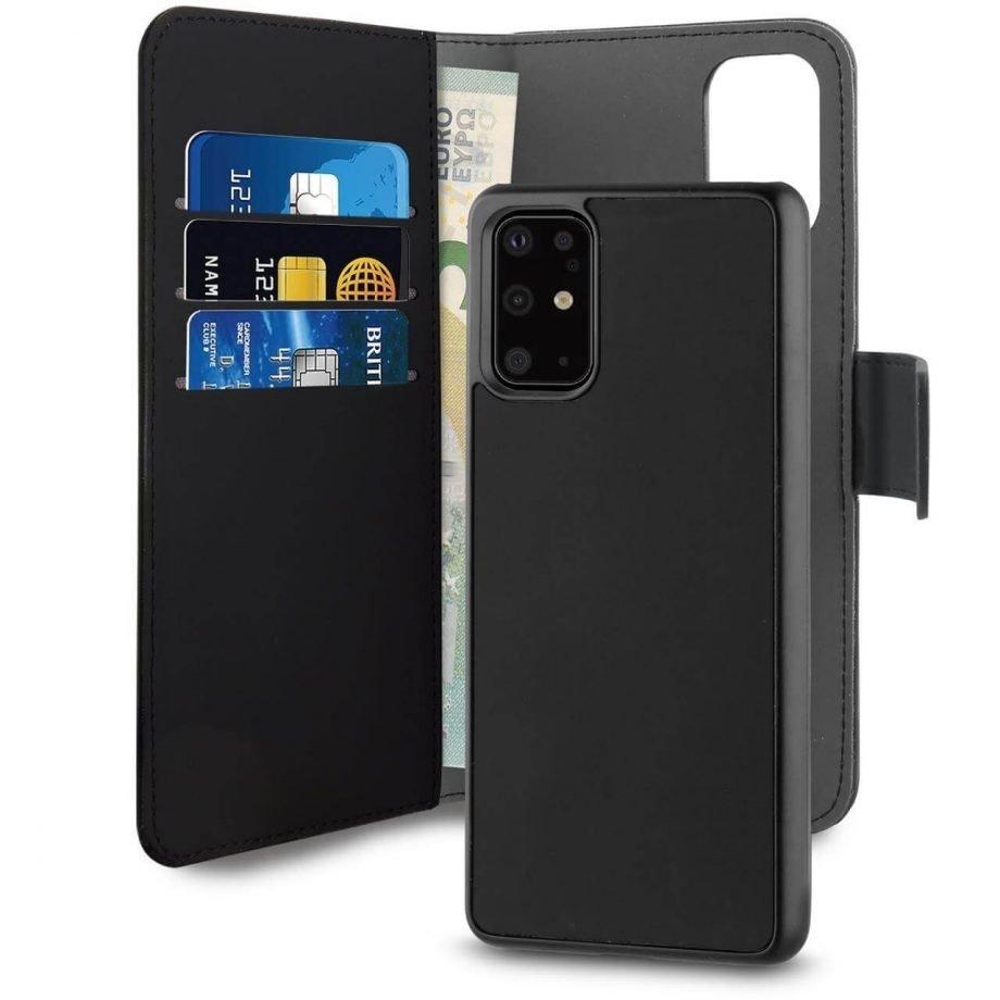 Custodia Detachable per Samsung Galaxy S20+ | PuroNero