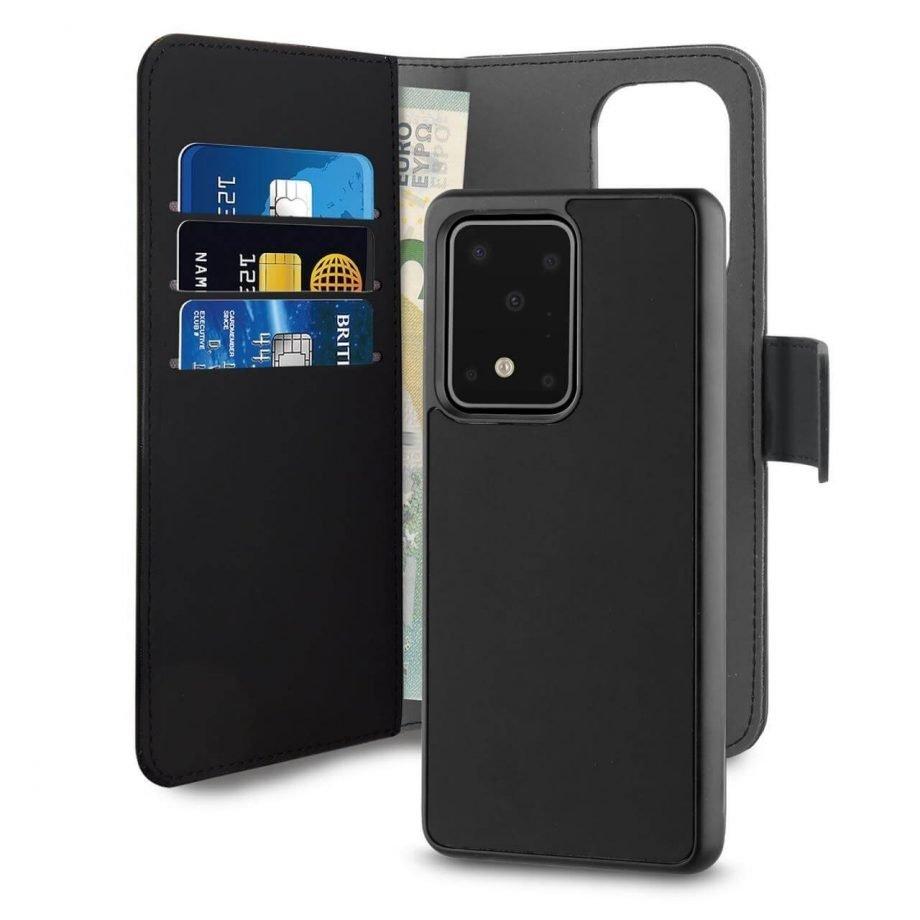 Custodia Detachable per Samsung Galaxy S20 Ultra 5G | PuroNero