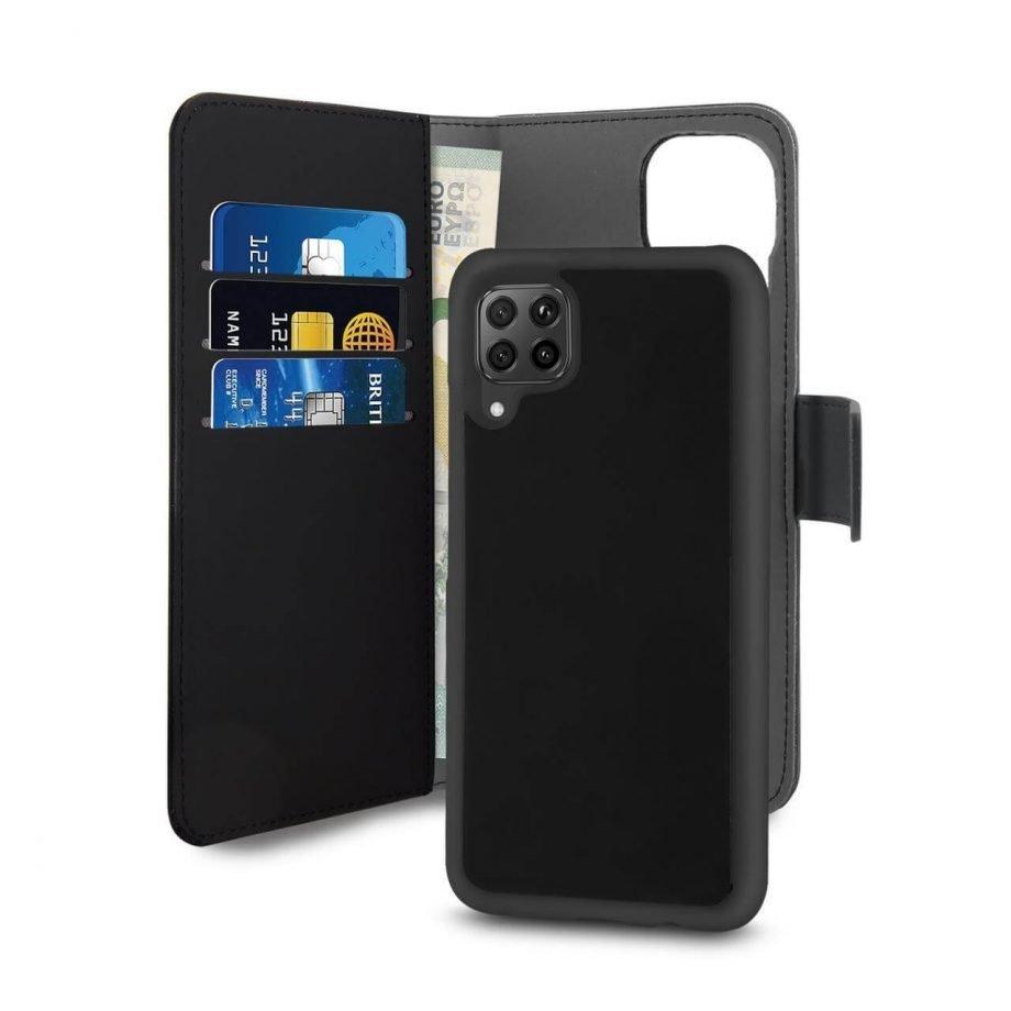 Custodia Detachable per Huawei P40 Lite | PuroNero