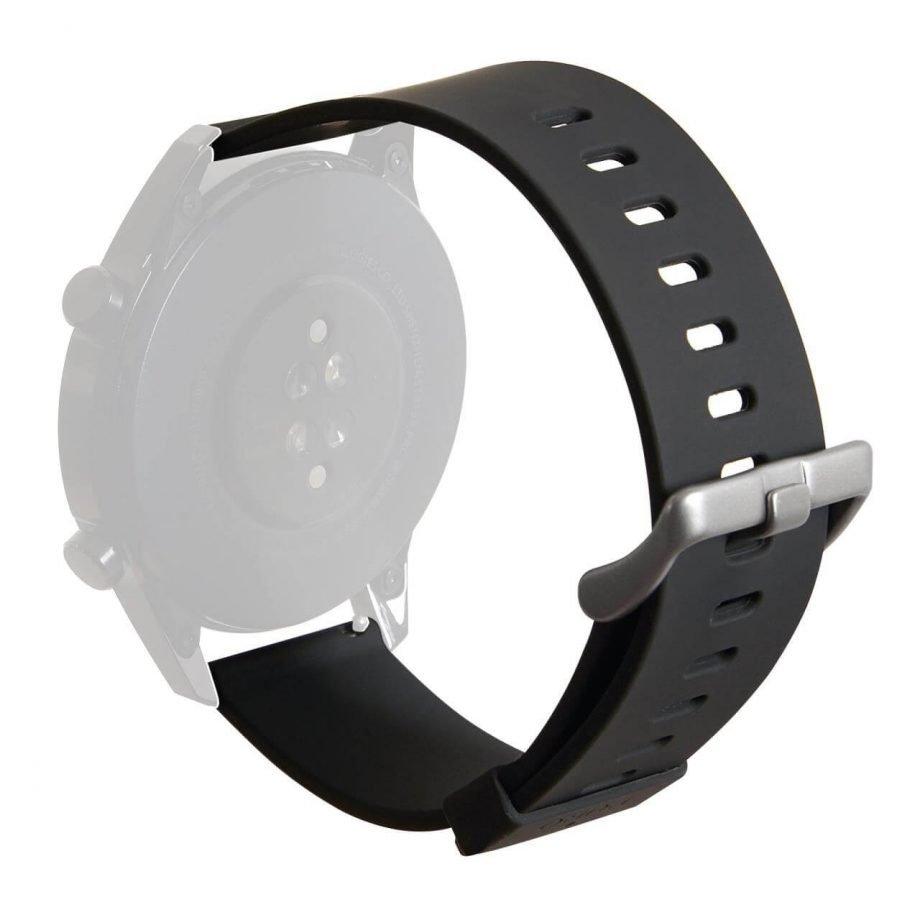 Cinturino universale Multibrand Icon nero, cassa 20mm