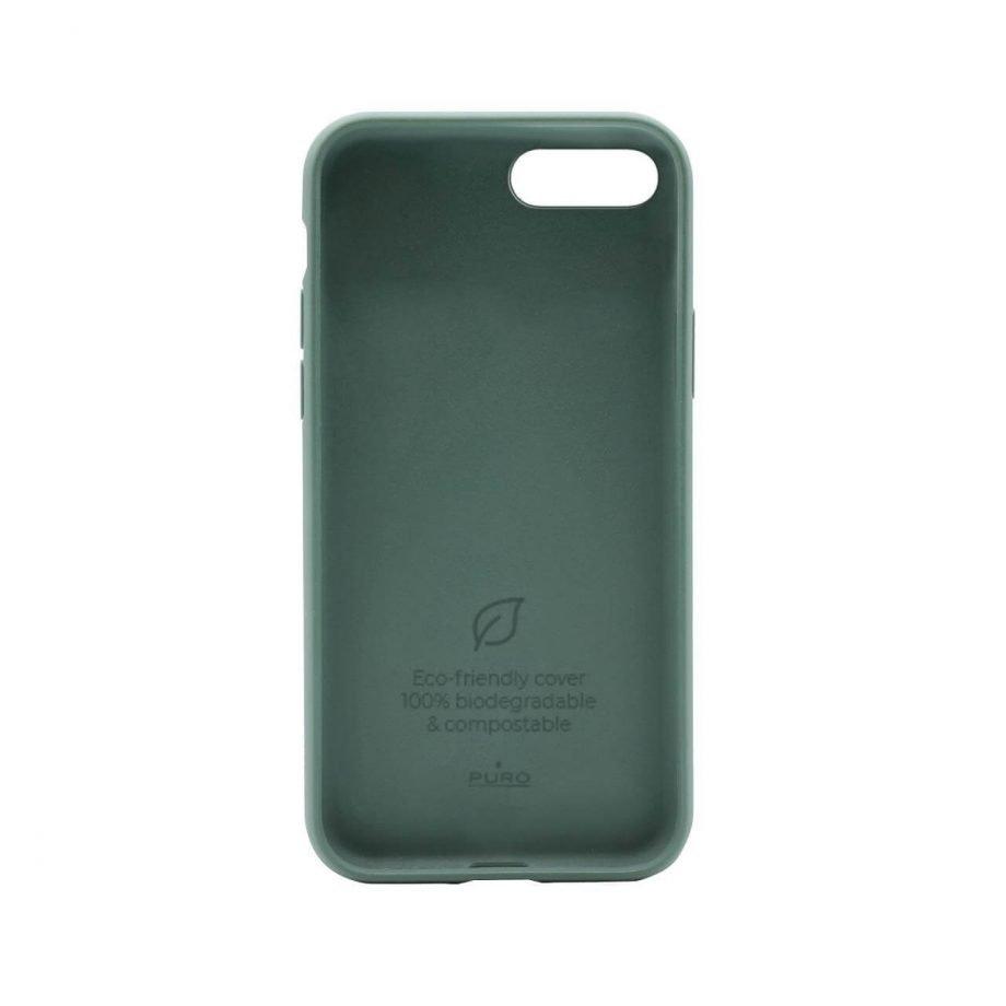 Collezione Puro Green - Cover compostabili per iPhone 6/6s/7/8/SE 2020 | Puro