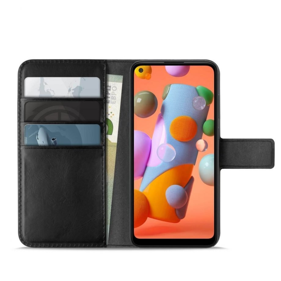 Custodia Wallet per Samsung Galaxy A11-0