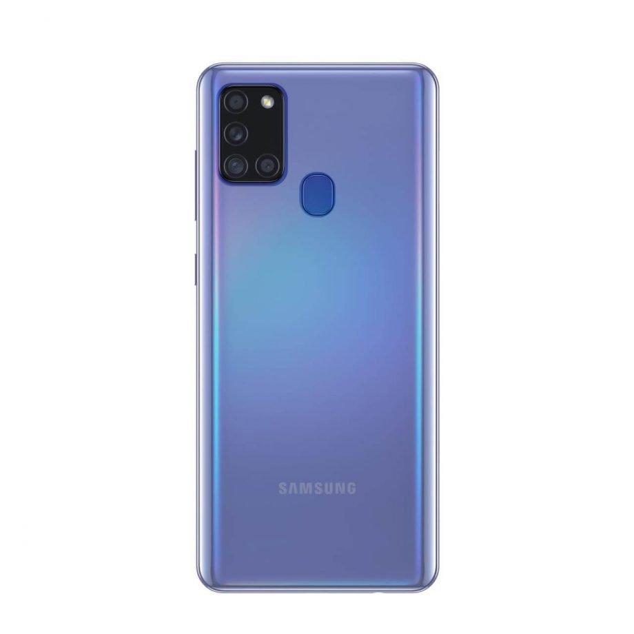 Cover 03 Nude per Samsung Galaxy A21s | PuroTrasparente