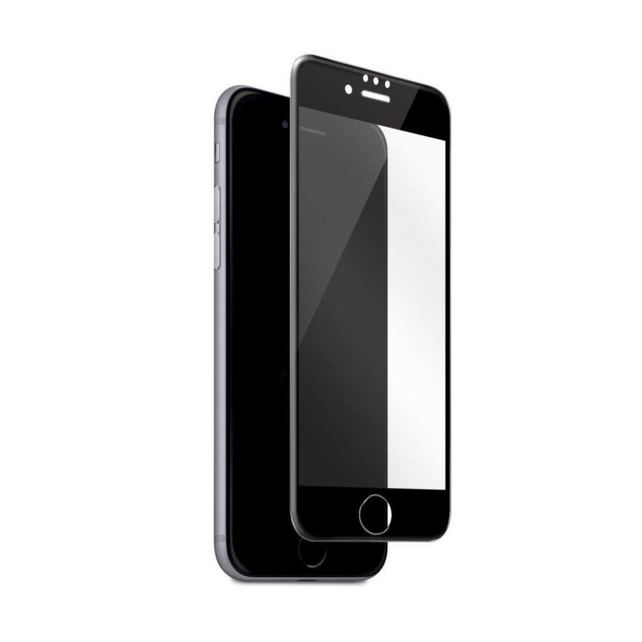 Vetro Temperato Frame Full Glue per iPhone 6/6s/7/8/SE 2020-0