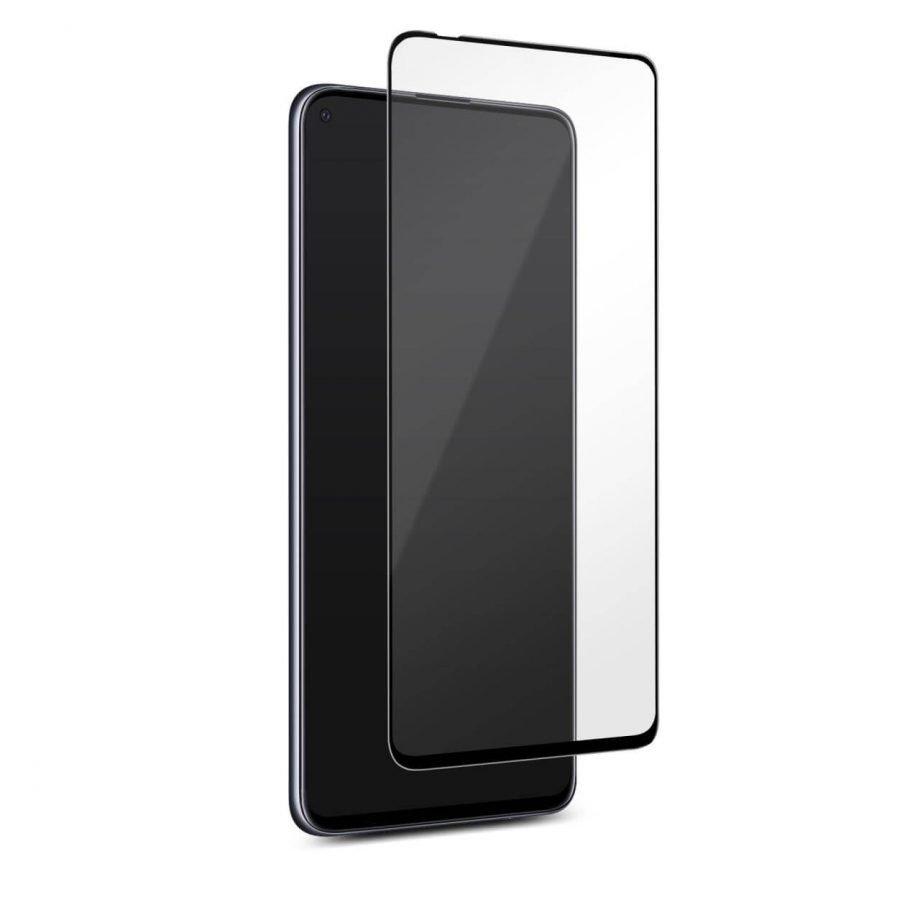 Vetro Temperato Frame Full Glue Samsung Galaxy A21s-0