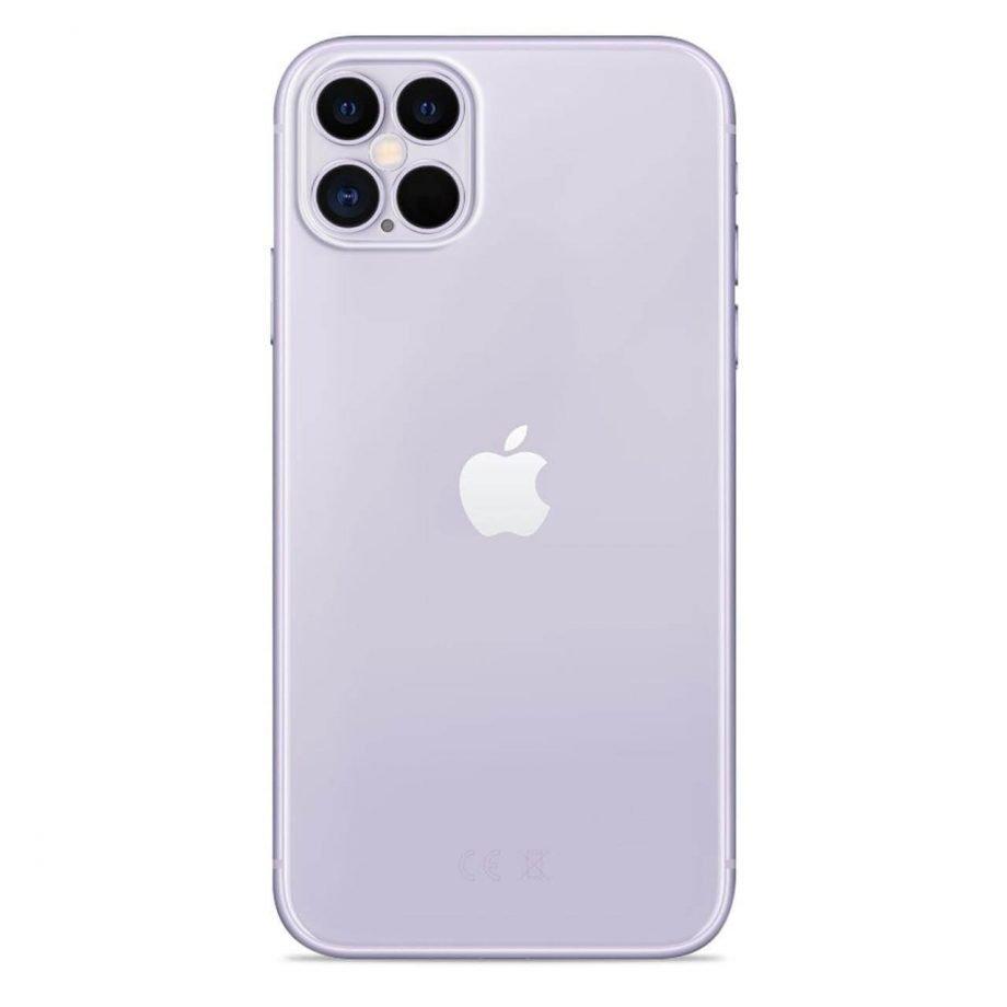 Cover 03 Nude per iPhone 12 Pro Max | PuroTrasparente