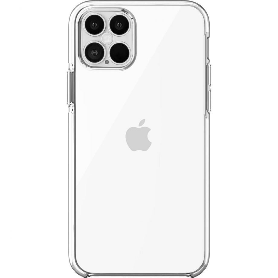 Cover Impact Clear per iPhone 12 Pro Max -0