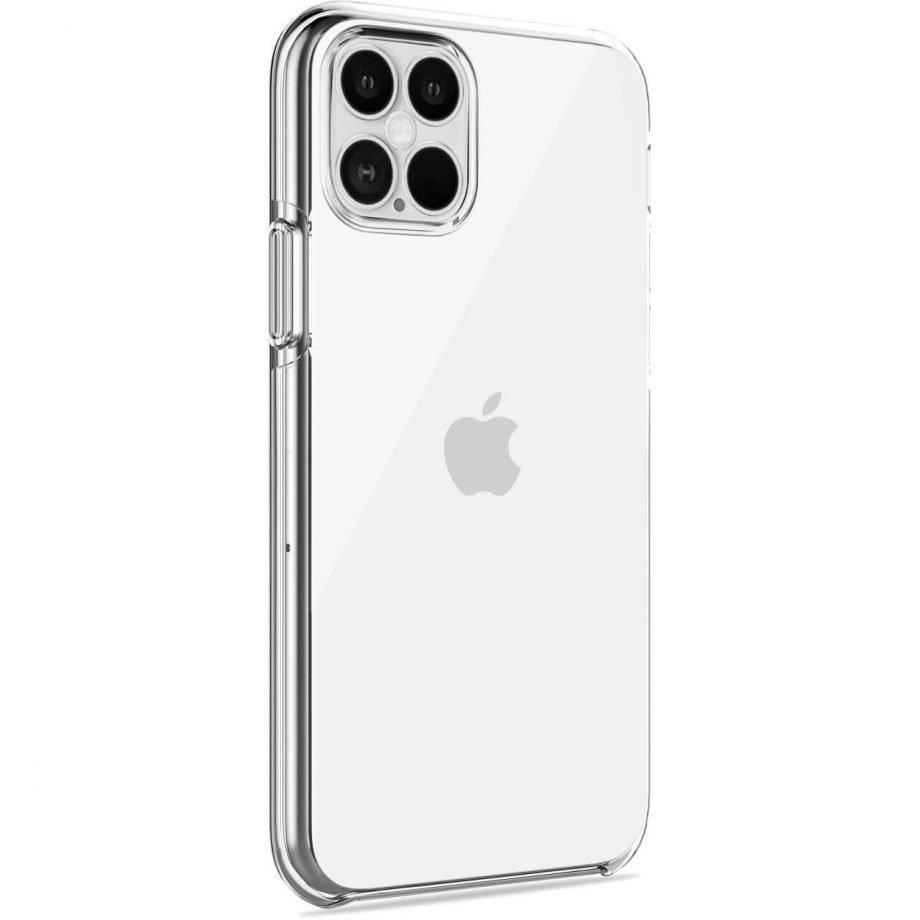Cover Impact Clear per iPhone 12 Pro Max | PuroTrasparente