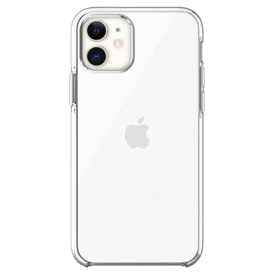 Cover Impact Clear per iPhone 12 Mini | PuroTrasparente