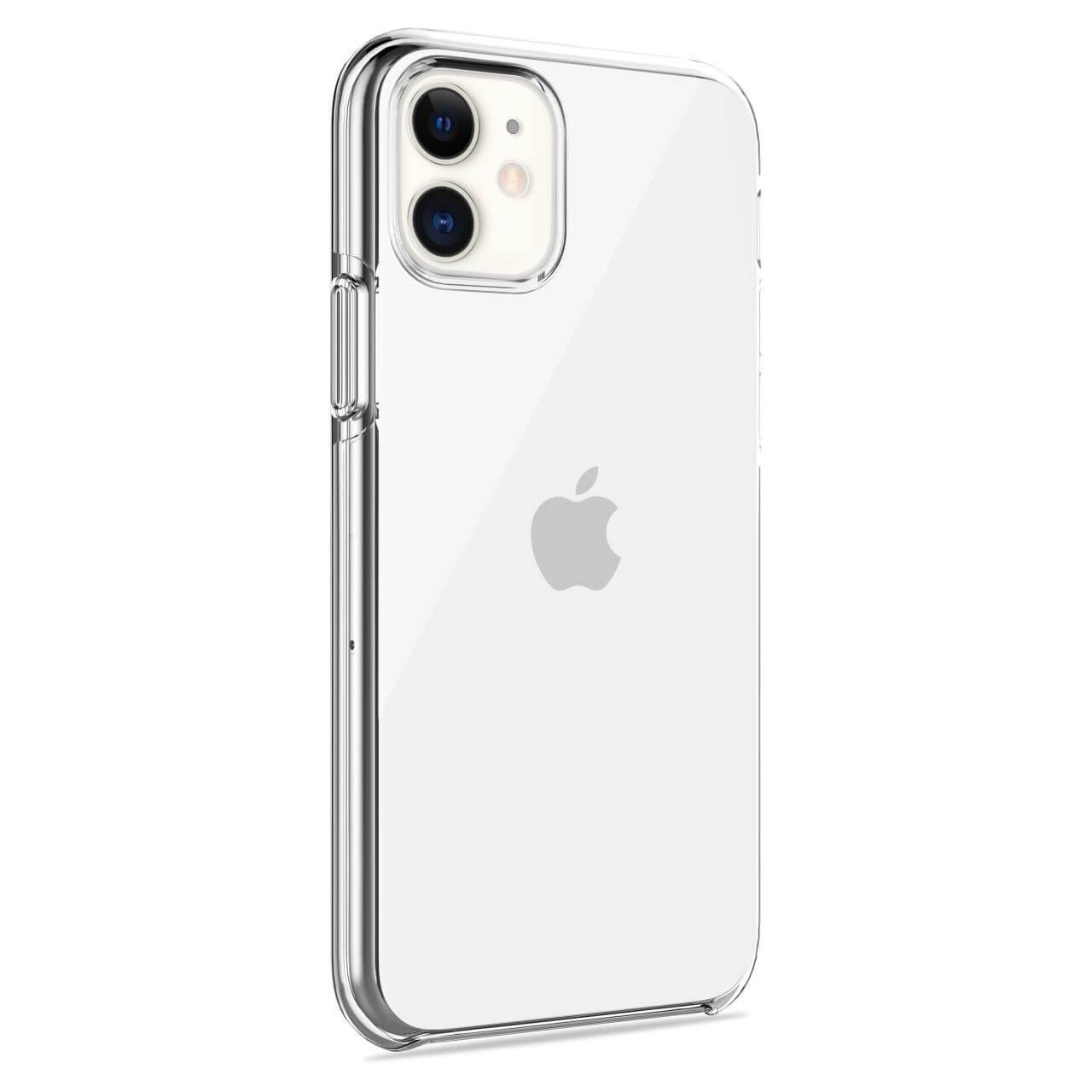 Cover Impact Clear per iPhone 12 Mini-0