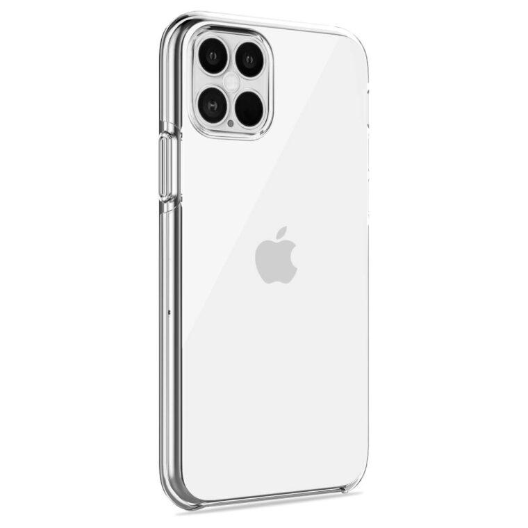 Cover Impact Clear per iPhone 12 e 12 pro-0