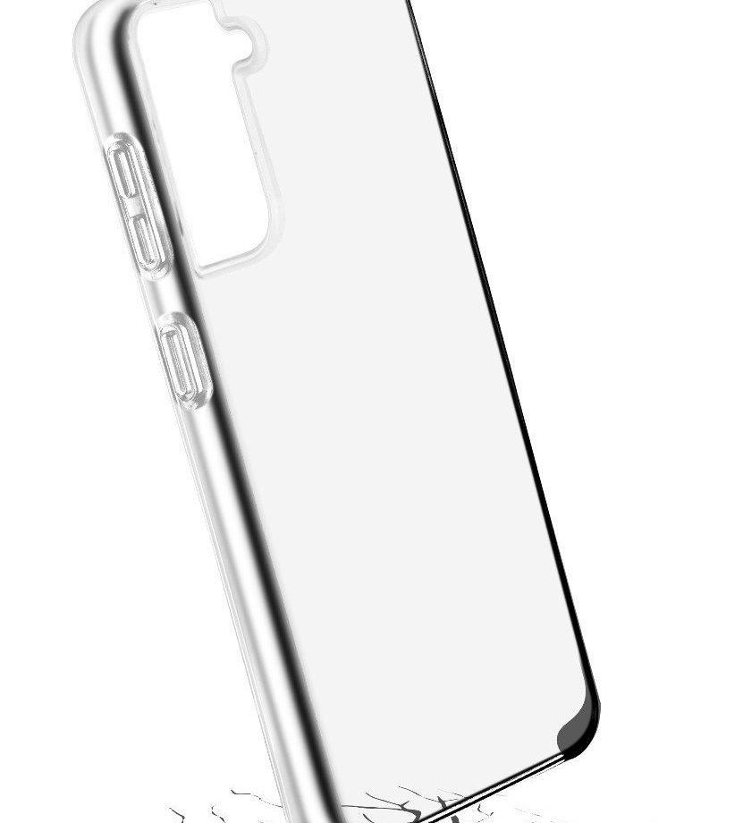 Cover Impact Clear per Samsung Galaxy S21+ | PuroTrasparente