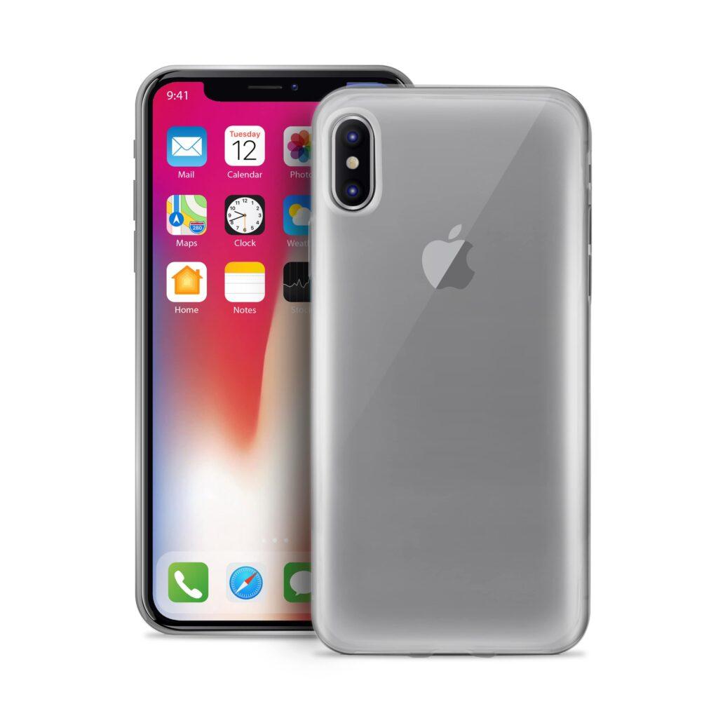 Cover Plasma per iPhone X