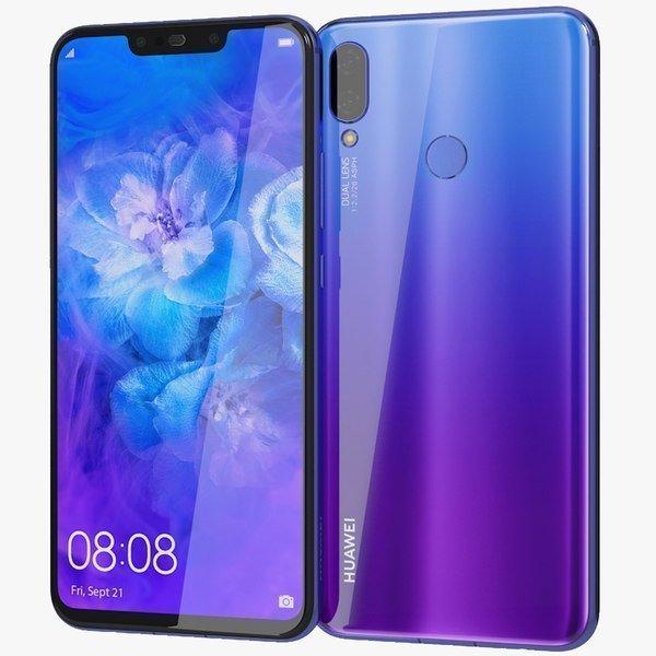 Cover Huawei Nova 3i