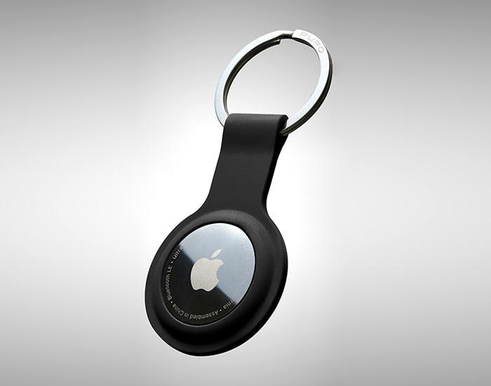 Portachiavi Icon per Apple Airtag in silicone