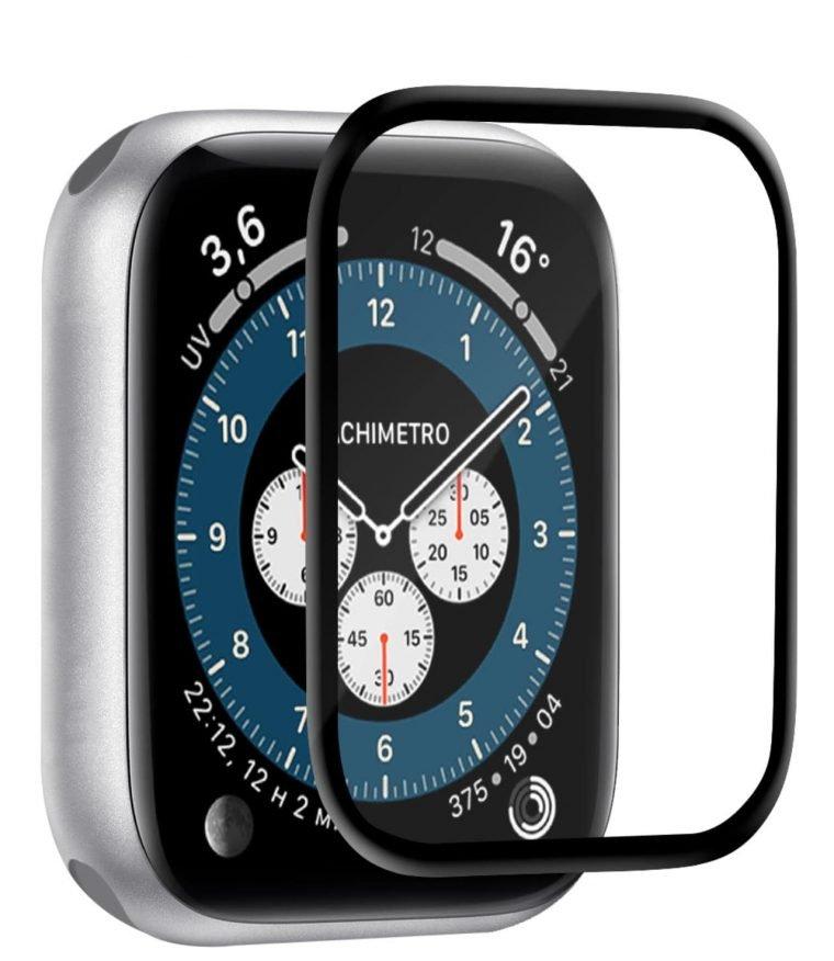 Verre trempé Full Esdge pour Apple Watch