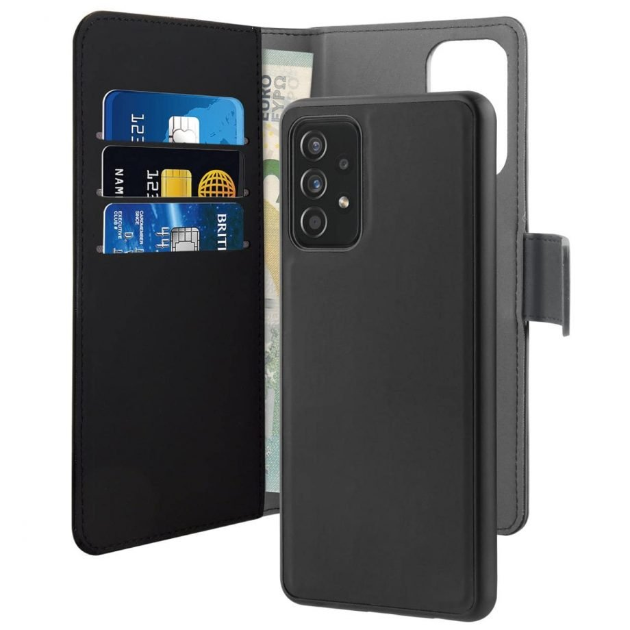 Puro Custodia Wallet Detachable per Samsung Galaxy A72
