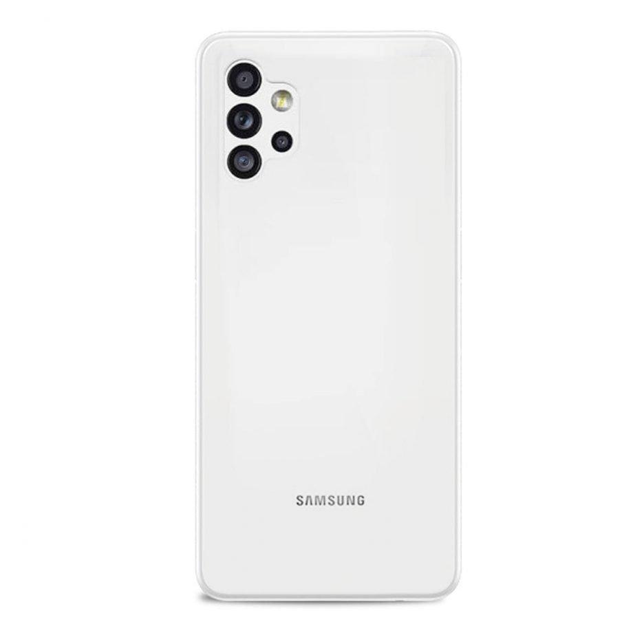 Cover e Custodie per Samsung Galaxy A32 5G: cover trasparente 03 Nude