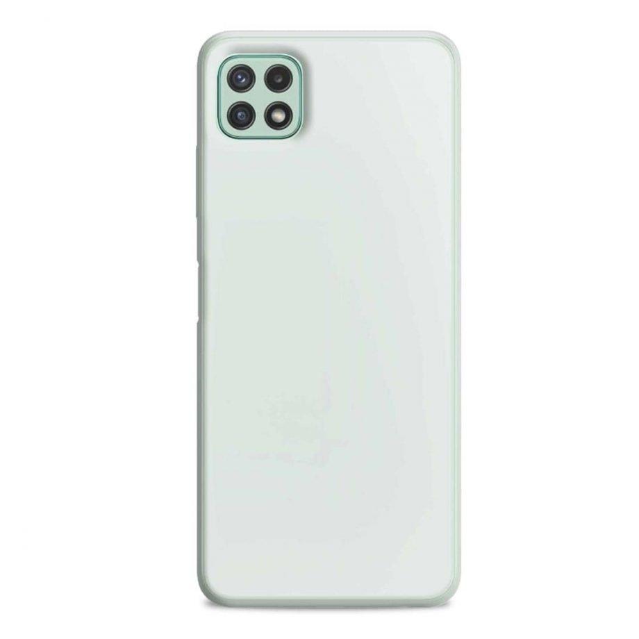 Cover e Custodie per Samsung Galaxy A22 5G: cover trasparente 03 Nude