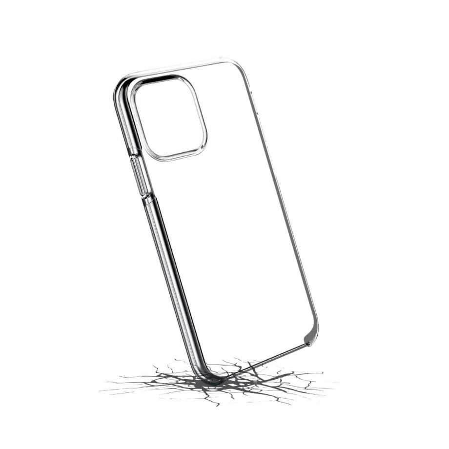 Impact Clear Cover for iPhone 13 Pro