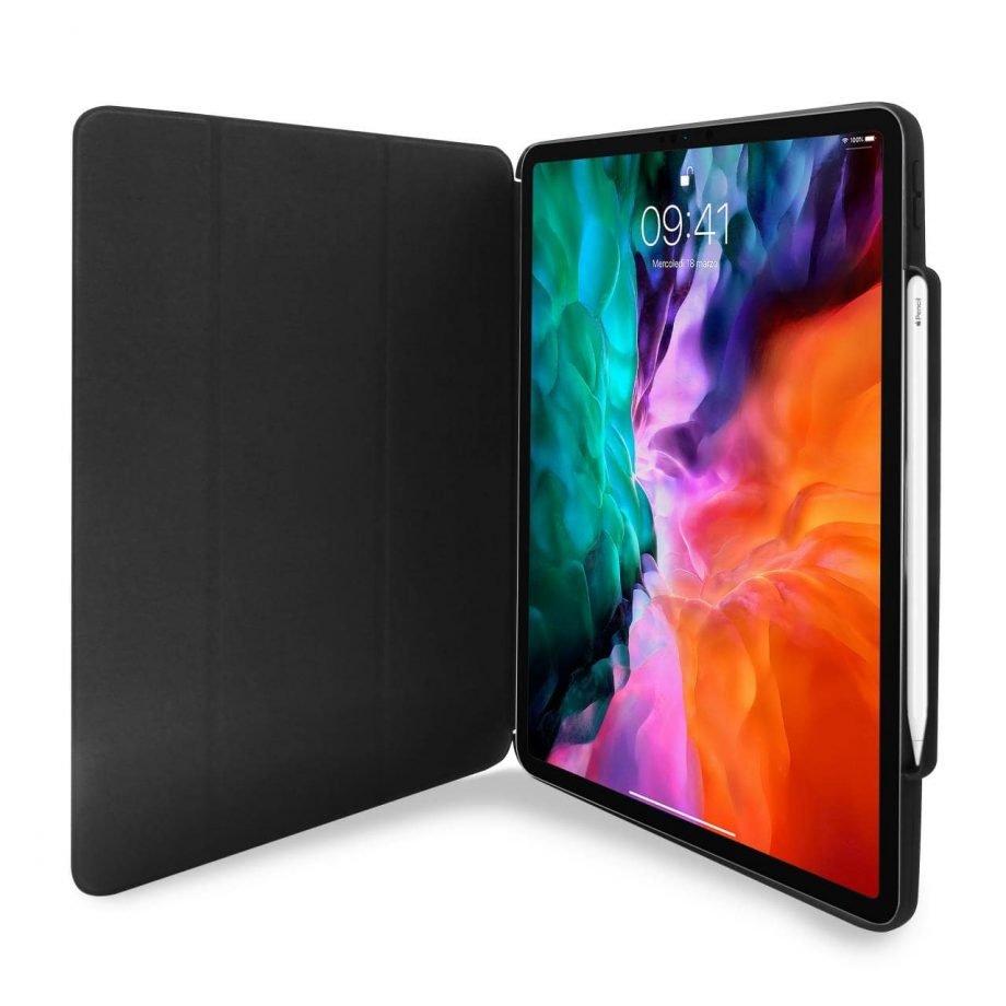 """Custodia Booklet Zeta Pro per iPad Air 10.9"""" 2020 e iPad Pro 11"""" 2018/2020"""