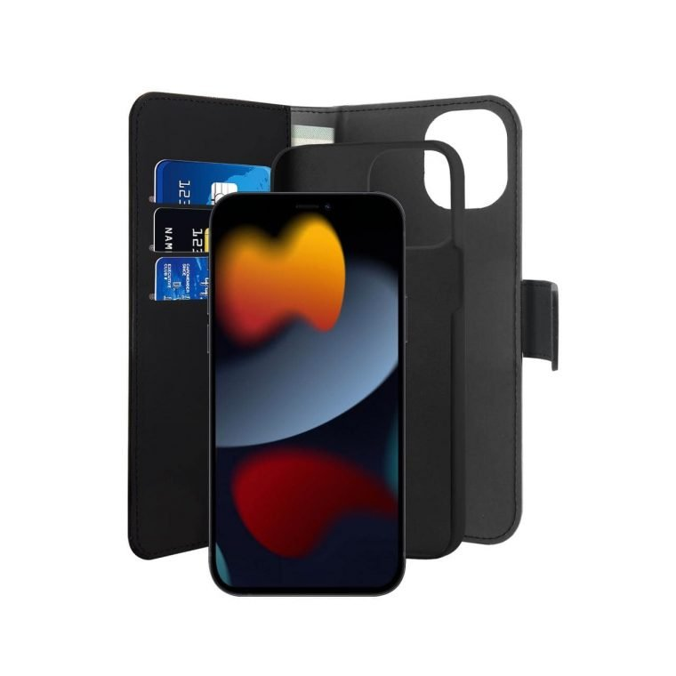 Wallet Detachable 2 in 1 Case for iPhone 13 Pro