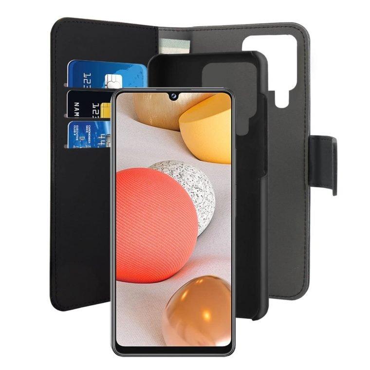Wallet Detachable case For Samsung Galaxy A42 5G
