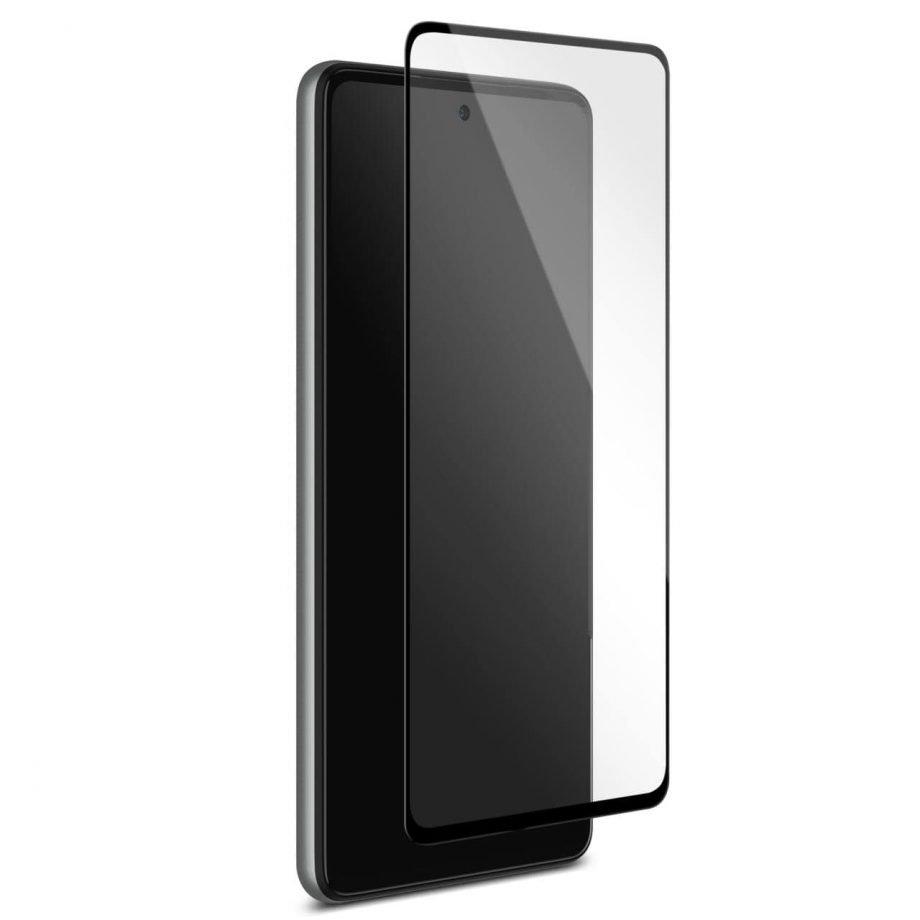 Vetro temprato protettivo Full Glue per Samsung Galaxy A72