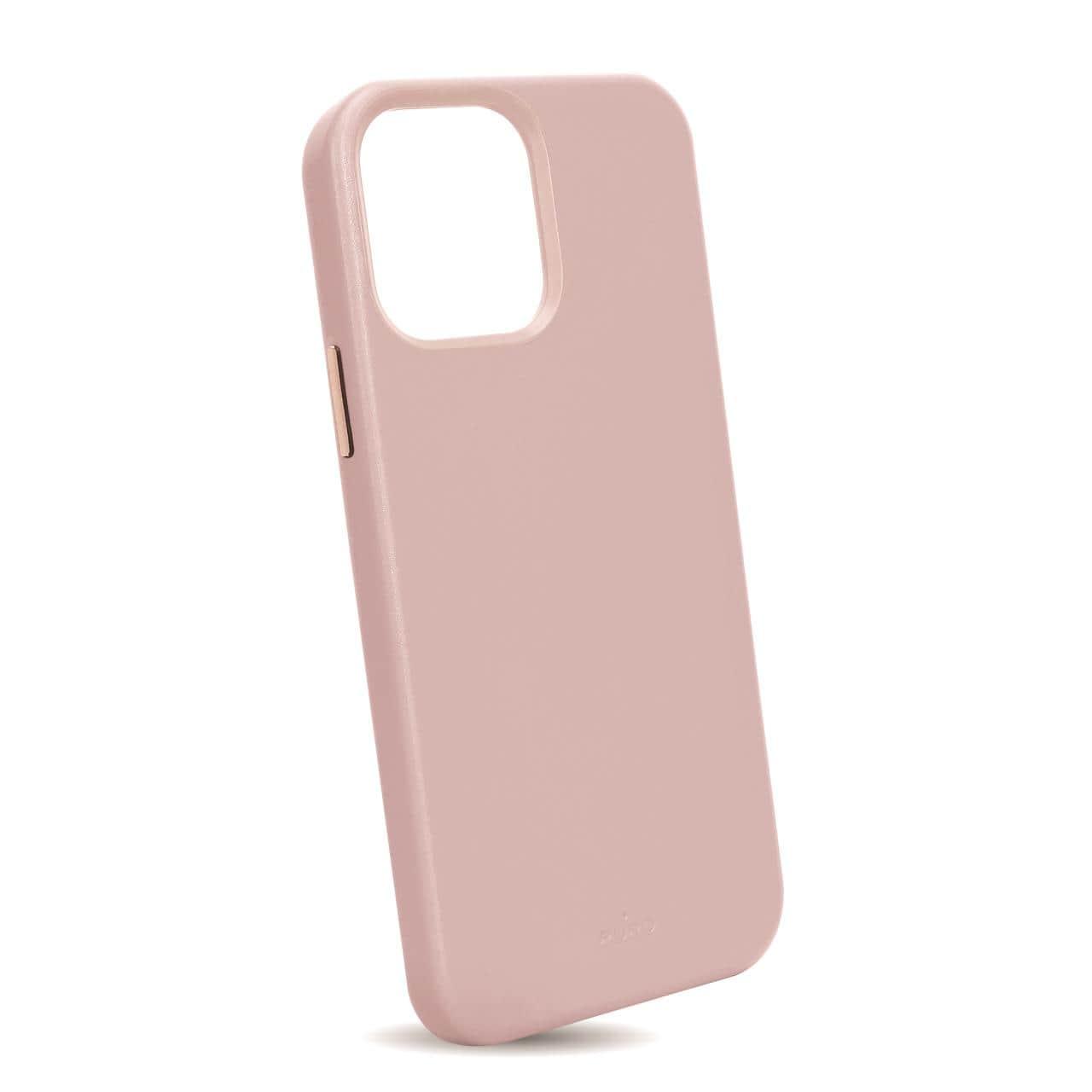 puro-cover-iphone-13pro-effetto-pelle-rosa-min