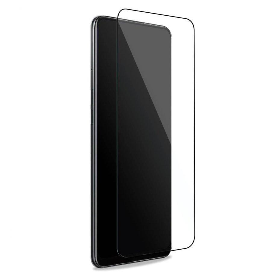 Verre trempé série 'Frame Full Glue' pour Xiaomi Redmi Note 10 Pro