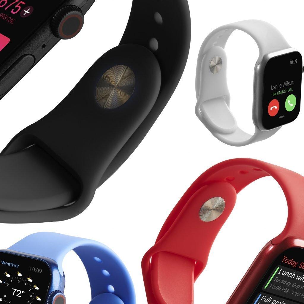 cinturino icon per apple watch